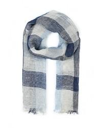 Мужской синий шарф от Wrangler