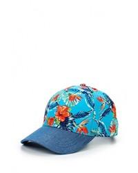 Мужская синяя бейсболка от Fresh Brand