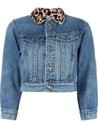 Женская синяя джинсовая куртка от Marc by Marc Jacobs