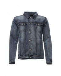 Мужская синяя джинсовая куртка от SPRINGFIELD