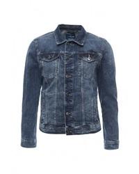 Мужская синяя джинсовая куртка от Tom Tailor