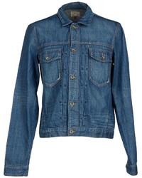 Мужская синяя джинсовая куртка от Tommy Hilfiger