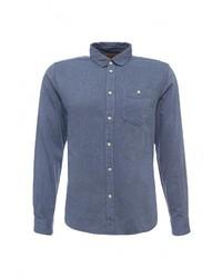 Мужская синяя джинсовая рубашка от SPRINGFIELD
