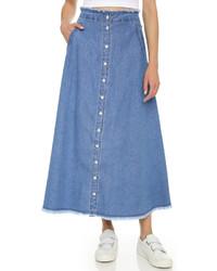 юбка на пуговицах medium 373735