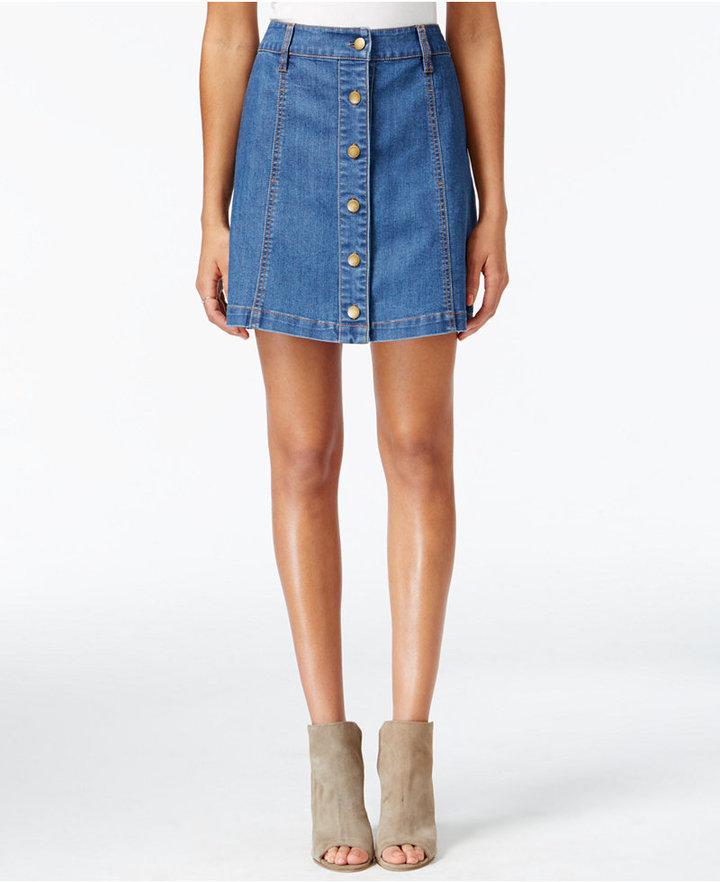 Купить юбку джинсовую фото