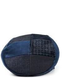 Мужская синяя кепка от Etro