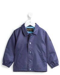 Детская синяя легкая куртка для мальчику от Finger In The Nose