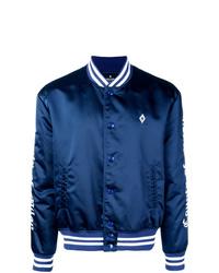 Синяя университетская куртка