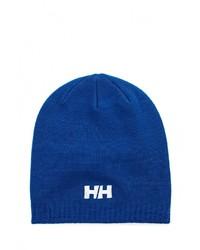 Мужская синяя шапка от Helly Hansen