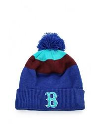 Мужская синяя шапка от New Era