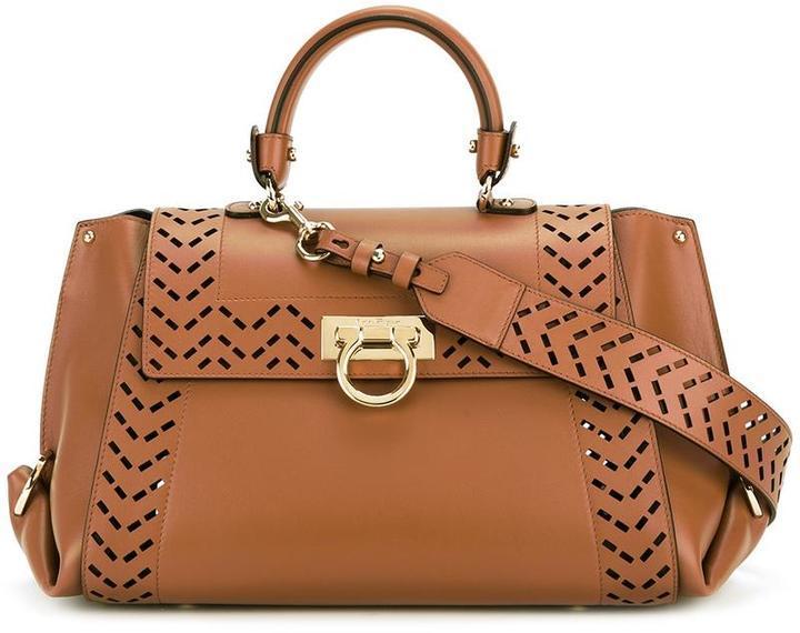 Женские сумки ферагамо