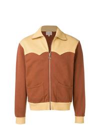 Мужская табачная куртка-рубашка от Levi's Vintage Clothing