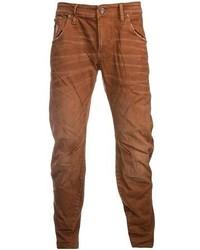 Мужские табачные джинсы от G Star
