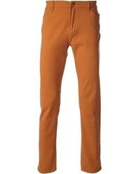 Мужские табачные джинсы от Obey