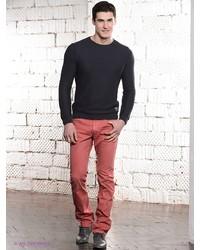 Мужские табачные джинсы от Tom Farr
