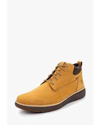Мужские табачные замшевые повседневные ботинки от Timberland