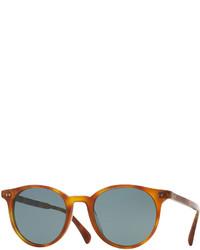 Табачные солнцезащитные очки