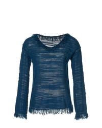 Женская темно-бирюзовая футболка с длинным рукавом от Onefifteen