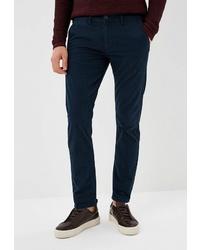 Темно-бирюзовые брюки чинос от Colin's