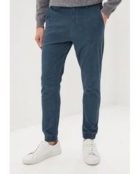 Темно-бирюзовые брюки чинос от Shine Original