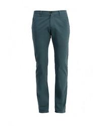 Мужские темно-бирюзовые брюки чинос от U.S. Polo Assn.
