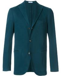 Темно-бирюзовый пиджак