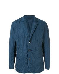 Мужской темно-бирюзовый пиджак от Kent & Curwen