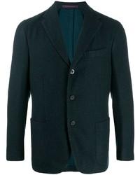 Мужской темно-бирюзовый пиджак от The Gigi