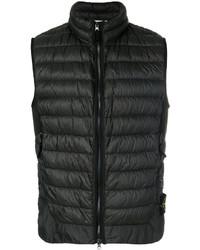 темно зеленая куртка без рукавов original 5395808