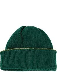 Женская темно-зеленая шапка от CA4LA