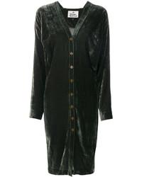 Женское темно-зеленое платье от Vivienne Westwood