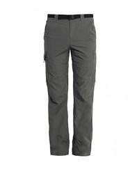 Темно-зеленые брюки чинос от Columbia