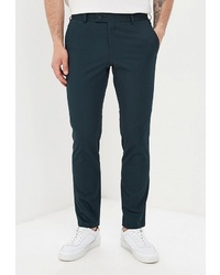 Темно-зеленые брюки чинос от Mishelin