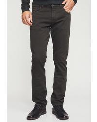 Темно-зеленые брюки чинос от MOSSMORE