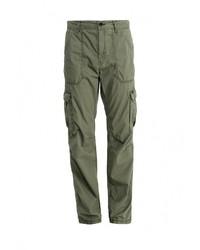 Темно-зеленые брюки чинос от O'Neill