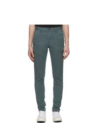 Темно-зеленые брюки чинос от Rag and Bone