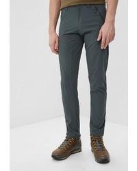 Темно-зеленые брюки чинос от Salomon