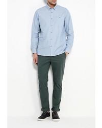 Темно-зеленые брюки чинос от Ted Baker London