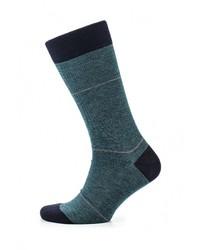 Мужские темно-зеленые носки от Banana Republic