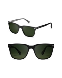 Темно-зеленые солнцезащитные очки
