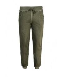 Мужские темно-зеленые спортивные штаны от Massimiliano Bini
