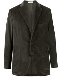 Мужской темно-зеленый пиджак от Boglioli