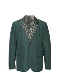 Мужской темно-зеленый пиджак от Cerruti 1881