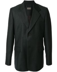 Мужской темно-зеленый пиджак от Necessity Sense