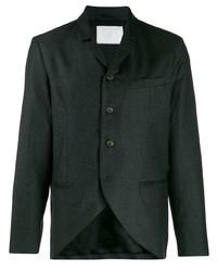 Мужской темно-зеленый пиджак от Societe Anonyme