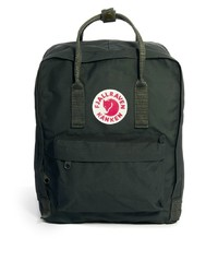 Темно-зеленый рюкзак