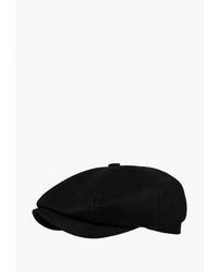 Мужская темно-коричневая кепка от Denkor