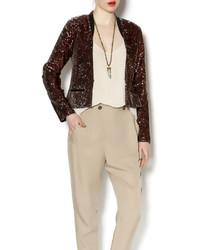 темно коричневая куртка original 3930279