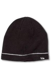 Темно-коричневая шапка