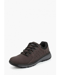 Мужские темно-коричневые кожаные рабочие ботинки от Ascot